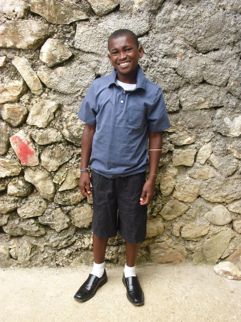 Heart of God Haiti, Fegens Pierre